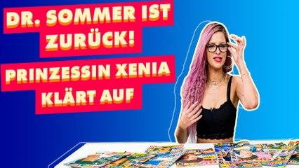 Prinzessin Xenia von Sachsen beantwortet eure Dr. Sommer Fragen!