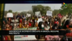 FTS 12:30 10-09: Indigenous women´s groups in Brazil resume protests