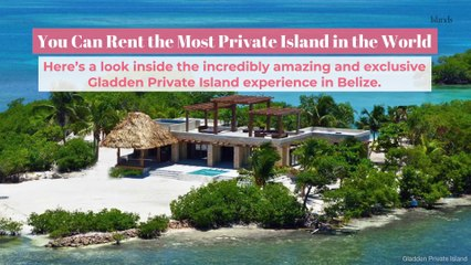 You Can Rent the Most Private Island in the World