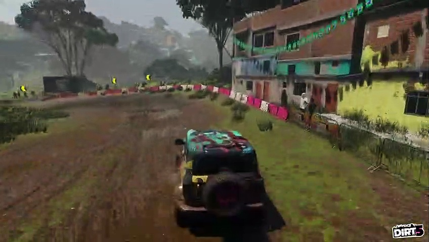 DiRT 5 Game – Ford Bronco Wildtrak 2021 GamePlay Trailer ✅ ⭐