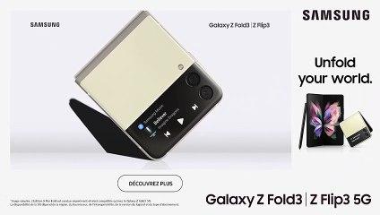 Samsung Belgique FR- Préroll habillé