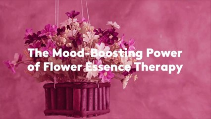 The Mood-Boosting Power of Flower Essence Therapy