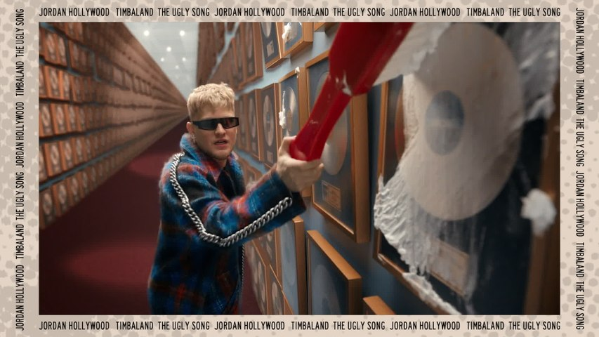 Jordan Hollywood - The Making Of The Ugly Song