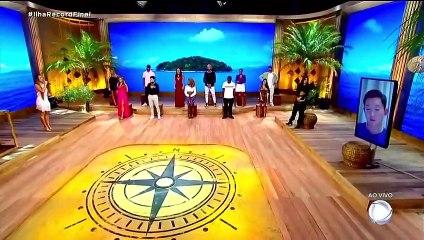 Ilha Record Episódio 40 QUINTA FEIRA 09/09/2021 GRANDE FINAL Completo