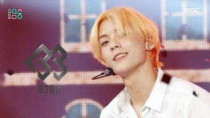 [HOT] BTOB - Outsider, 비투비 - 아웃사이더 Show Music core 20210911