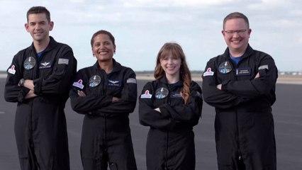 Qui sont les quatre touristes que SpaceX enverra dans l'espace le 15 septembre ?