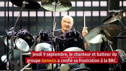Phil Collins, diminué physiquement, annonce sa dernière tournée