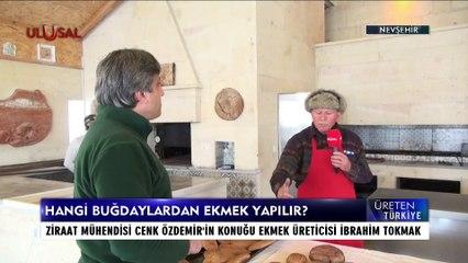 Üreten Türkiye - 11 Eylül 2021 - Cenk Özdemir - Nevşehir - Ulusal Kanal