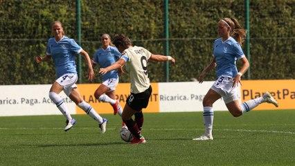 Lazio-Milan, Serie A Femminile 2021/22: la partita