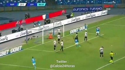 Kalidou Koulibaly marque son 1er but de la saison contre Juve