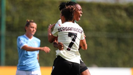 Lazio-Milan, Serie A Femminile 2021/22: gli highlights