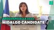 Anne Hidalgo officialise sa candidature à la présidentielle 2022