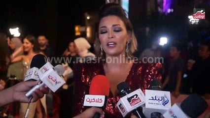 داليا البحيري_ يوميات زوجة مفروسة بقت صعبة بعد رحيل سمير غانم ورجاء الجداوي