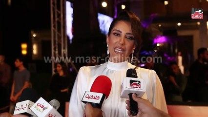 حنان مطاوع تكشف تفاصيل مكالمة الرئيس السيسي لها عن مسلسل القاهرة كابول