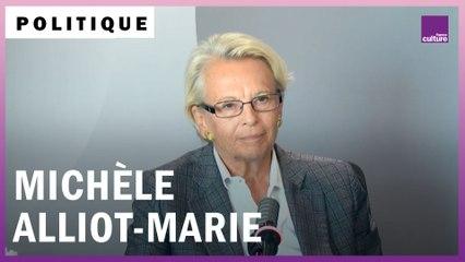 """Michèle Alliot-Marie : """"La primaire est une ânerie"""""""