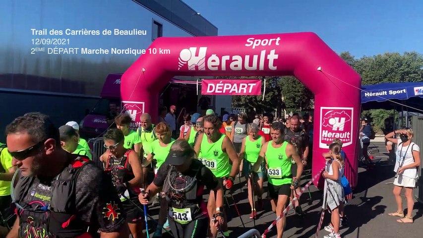 Trail des Carrières de Beaulieu - 1re édition