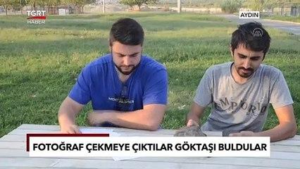 Yok Böyle Tesadüf Kır Gezisinde Göktaşı Buldular - Türkiye Gazetesi