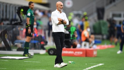 """Pioli: """"We need to keep up this level of intensity"""""""