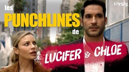 LUCIFER : Les Punchlines de Lucifer et Chloe
