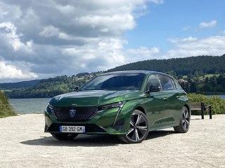Peugeot 308 (2021) : stop ou encore