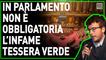 Green pass obbligatorio per tutti ma non in Parlamento. Orfini conferma assenza obbligo per politici