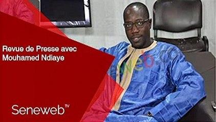 Revue de Presse du 13 Septembre 2021 avec Mouhamed Ndiaye