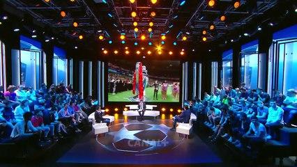 Clip de promotion de la Ligue des champions sur Canal+
