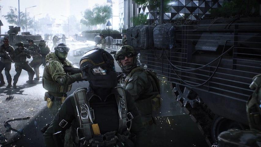 Battlefield 2042 NEW 50 Min GAMEPLAY LEAKED!!!