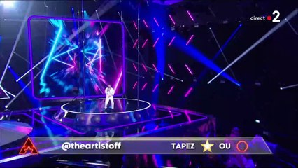 """The Artist : Fils Cara reprend """"Blinding Lights"""" de The Weeknd en français"""