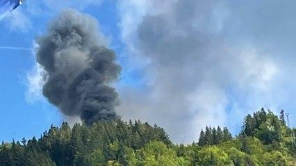 Crash d'un hélicoptère en Isère : le mécanicien décédé sera décoré de la légion d'honneur