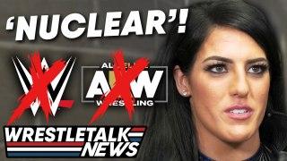 Tessa Blanchard MASSIVE Heat With Companies! Will Ospreay To AEW? | WrestleTalk News