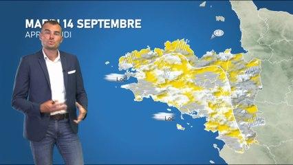 Illustration de l'actualité La météo de votre mardi 14 septembre 2021