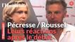Débat Roussel/ Pécresse :ce qu'ils en ont pensé