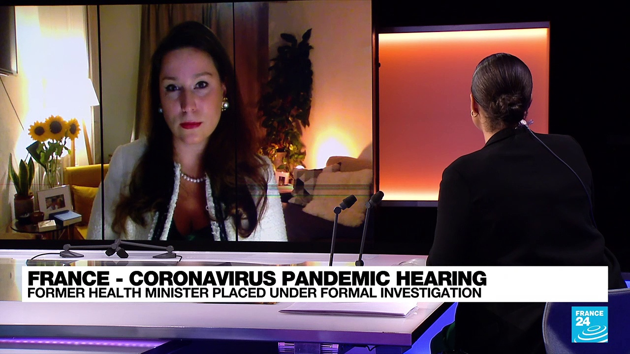 France, coronavirus pandemic hearing