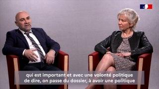 Faire équipe à l'Anah : Didier Bravaccini et Valérie Mancret-Taylor