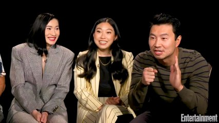 Around the Table with 'Shang-Chi and the Legend of the Ten Rings'
