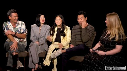 'Shang-Chi and the Legend of the Ten Rings'  Spoiler Interview