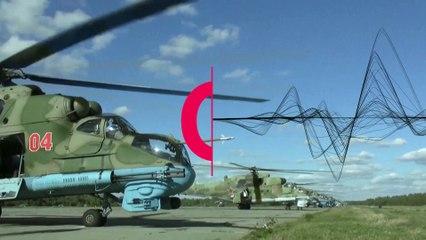Rusya ve Belarus ortak askeri tatbikatı, iki ülkeden 200 bine yakın askerin katılımıyla sürüyor