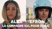 Jessica Alba & Zac Efron - campagne XXL pour Dubaï