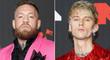 Conor McGregor and Machine Gun Kelly Fight on VMAs Red Carpet