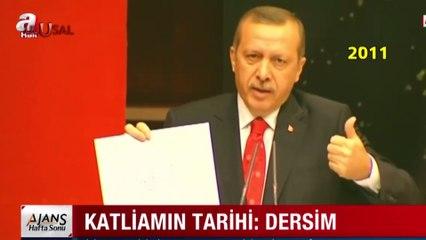 """A Haber Atatürk'ü hedef aldı: Dersim İsyanı'nın bastırılmasına """"katliam"""" dediler"""