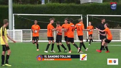 U15 GE Orange, APM Metz - AS Illzach-Modenheim 2-2, le résumé