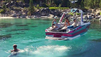 The First Family of Wakesurfing
