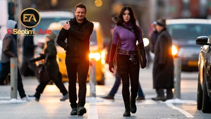 Hawkeye (Disney+) - Tráiler V.O. (HD)