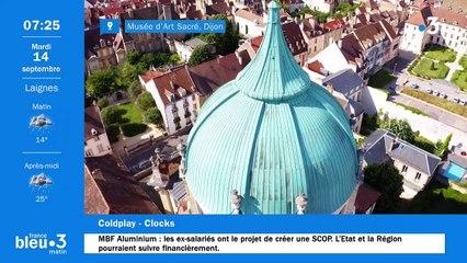 14/09/2021 - Le 6/9 de France Bleu Bourgogne en vidéo