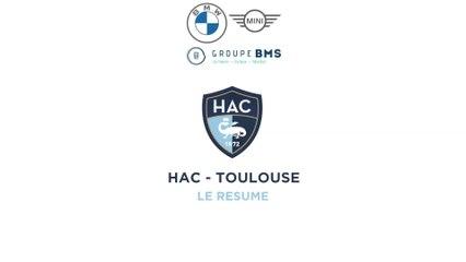 HAC - Toulouse (1-1) : le résumé du match