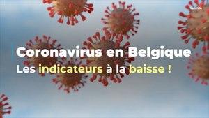 Coronavirus : les indicateurs repartent à la baisse !