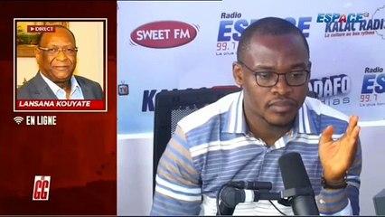Après la prise du pouvoir par le CNRD,Lansana Kouyaté brise le silence et s'ouvre à cœur ouvert
