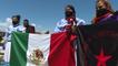 Sozialrevolutionäre Indigene auf dem Weg nach Wien