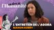 Manon Aubry : «Pas de profits sur la pandémie»